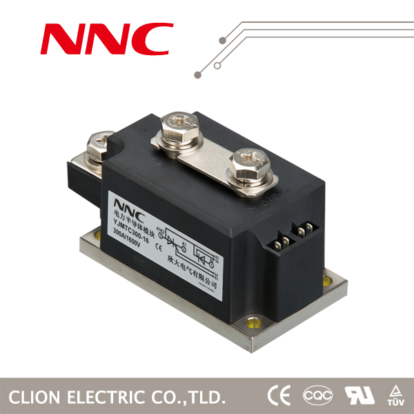 NNC Clion Non Insulated Thyristor Module MTC 110A with CE Approval, diode module MTC for sale