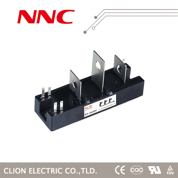 NNC Clion Non Insulated Thyristor Module MTG 130-12 ,130A ,1200V, CE Approval power thyristor module mtg for sale