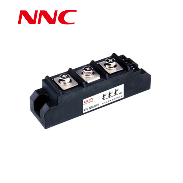NNC Clion Thyristor Module MTC 200-12 200A CE Approval for sale