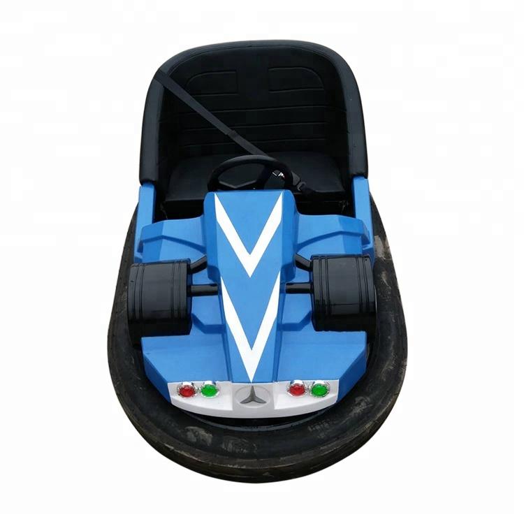 Manufacturer supply electric bumper cars for kids amusement park for sale
