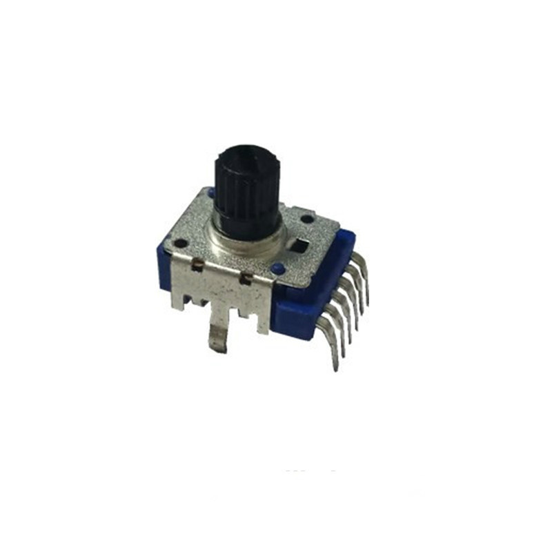 50K rotary potentiometer B503 with 6 pins for sale