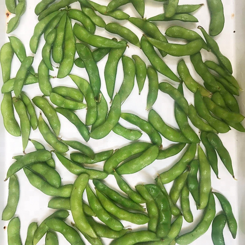 wholesale green soy been frozen edamame for sale