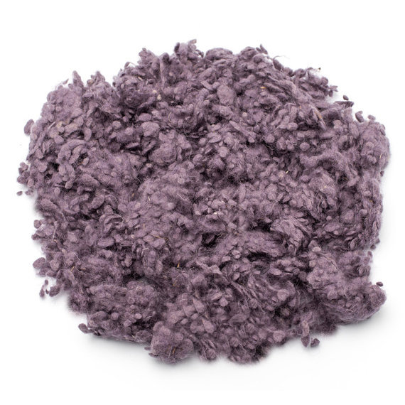 Wholesale solid dyed raw material 100% merino wool fiber for sale