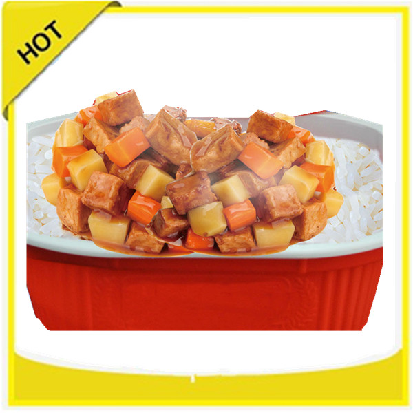 instant self heating rice meals ready to eat for sale