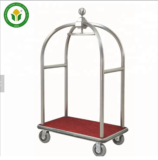 Hotel Luggage Cart Luggage Trolley Baggage Trolley for sale