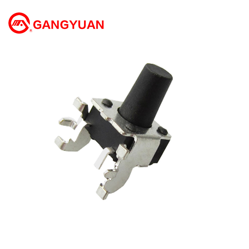 On Sale for Stocklot Bracket Switch horizontal press smd tactile switches KAN0671-0901B1-L for sell