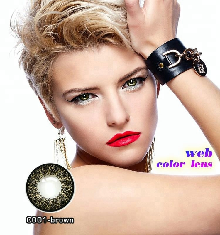 Color Big Circle Contact Contacts lenses for sale