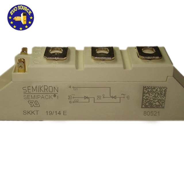 Semikron thyristor module SKKT19-14E for sale