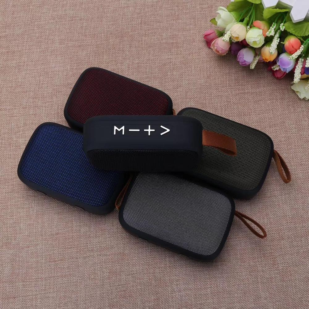 Mini Portable wireless Speaker Outdoor Waterproof Cheaper Blue tooth Speaker with FM Radio for sale