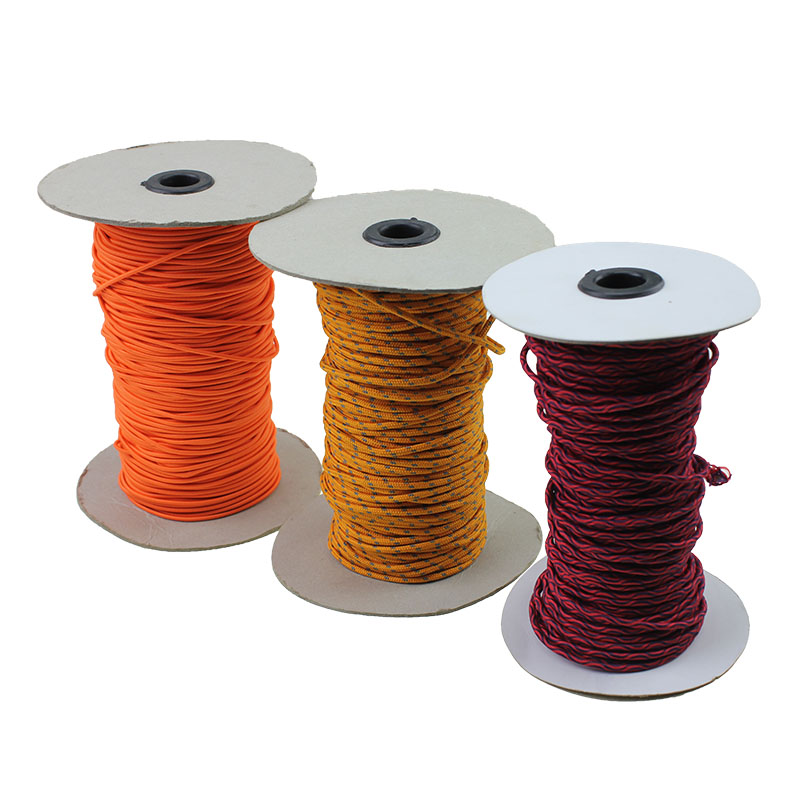 Manufacturers launched new high quality of various types of rope for sale