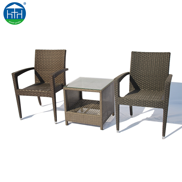 DW-DT074 Leisure Terrace Table And Chairs Furniture Sale