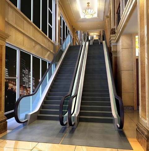 Escalators and moving walks escalator stairs for sale