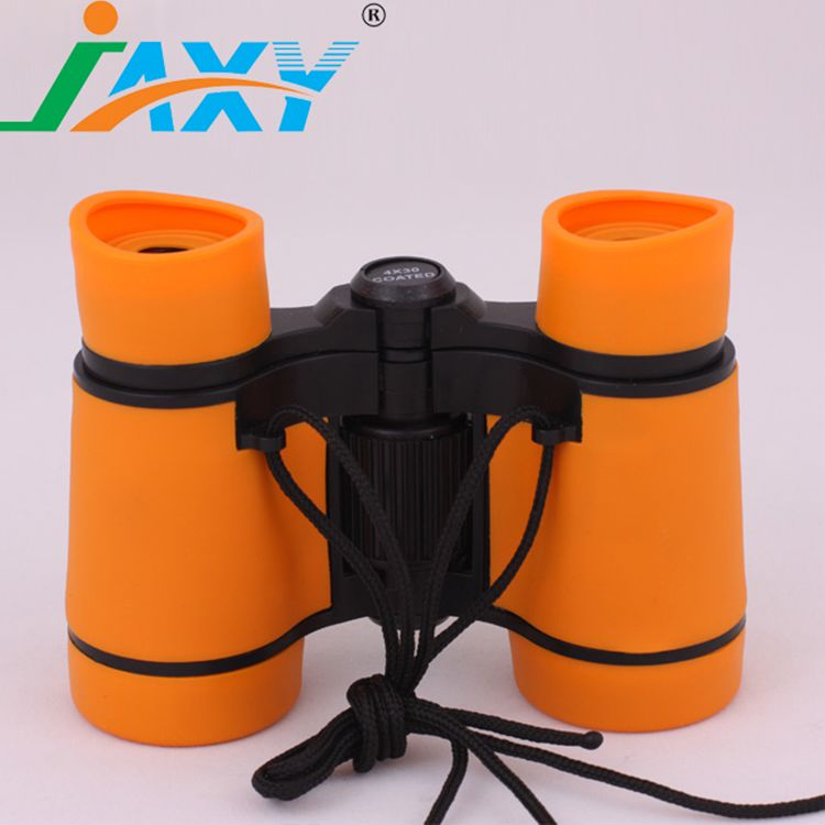 hot sell promotional kid's binoculars Rubber binoculars sale
