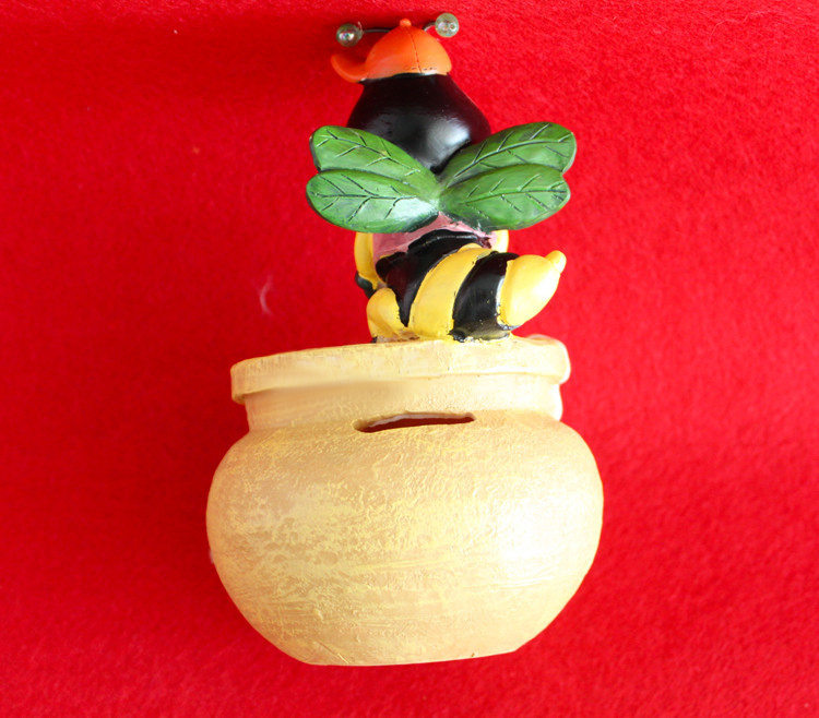 Bee decoration ornaments in arts and crafts for sale