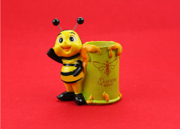 Happy Bee decoration Gift for honey beeswax store promotion for sale
