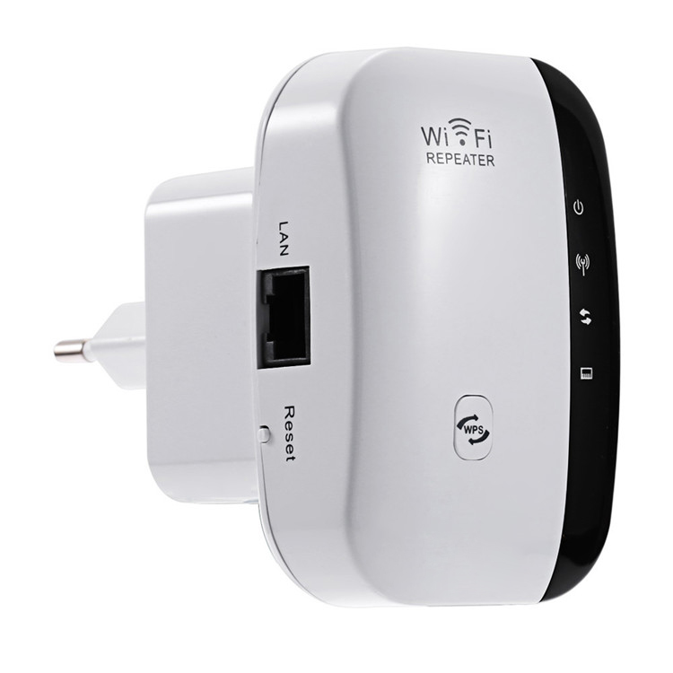 New 220V 300Mbps Wireless N Wifi Repeater 802.11N/B/G Network Router Range Wifi Repeater sale