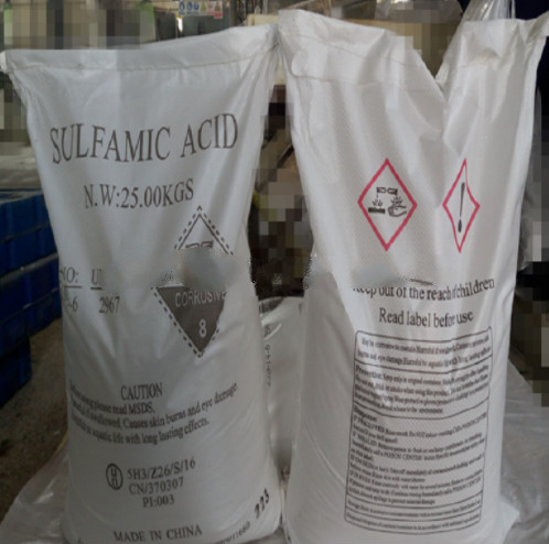 Factory price Inorganic Acid sulfamic acid 5329-14-6 price for sale
