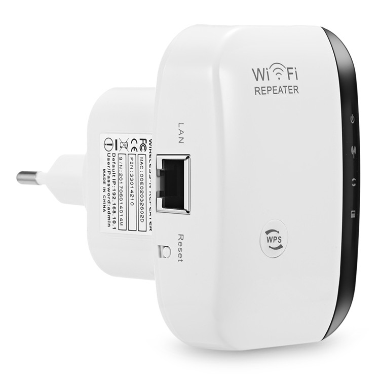 WiFi Range Extender 300Mbps WiFi Repeater Wireless Access Point Signal Booster Amplifier sale