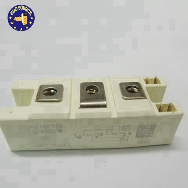Semikron thyristor module 200a SKKT71/16E for sale