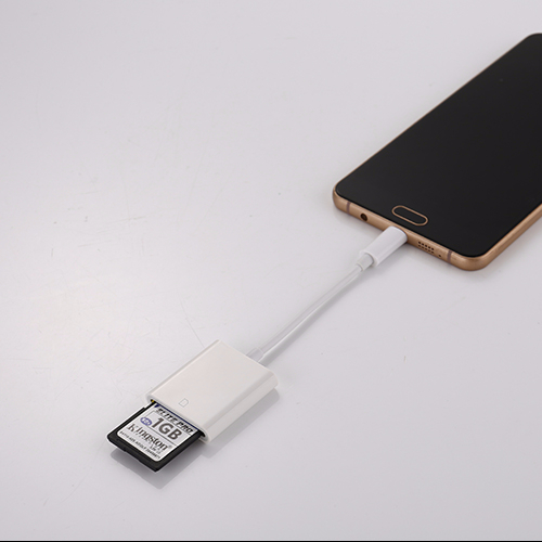 Micro card reader MICRO Trail Game Camera Card Viewer Reader for andorid phones and tablets sale