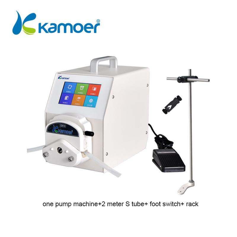 300RPM UIP large flow liquid metering chocolate dispensing peristaltic pump supplier