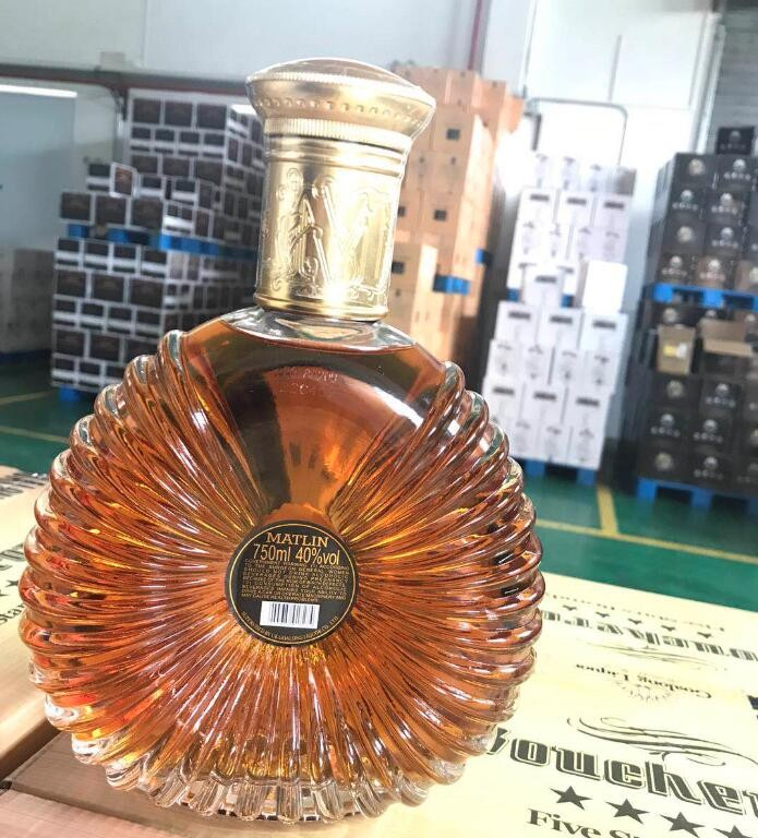 France brandy bottled in china professional factory and exporter for sale