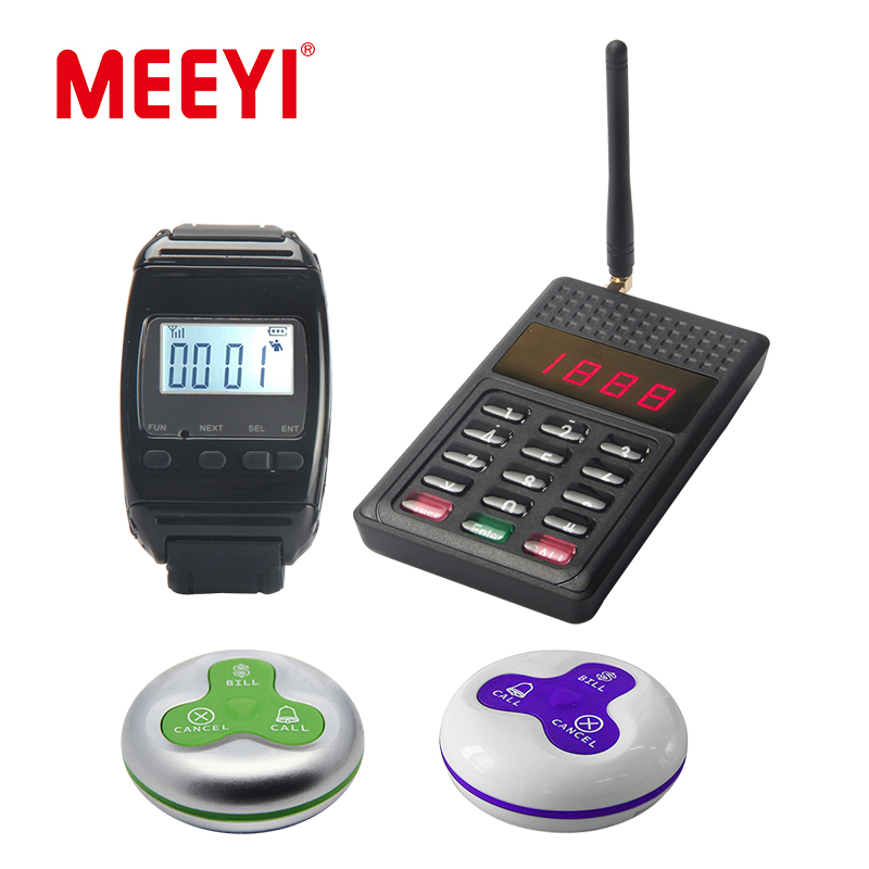 Kitchen Calling System Chef Call Waiter Keyboard sale