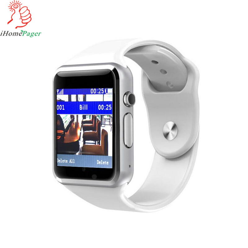 Fashion appearance colorful options good price for value waterproof watch pager sale