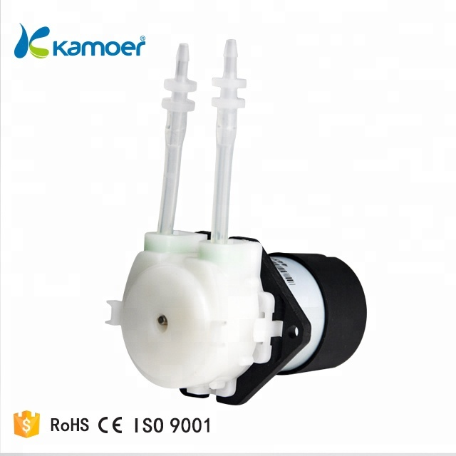 Kamoer ac chocolate dosing pump with silicone tube manufacturer