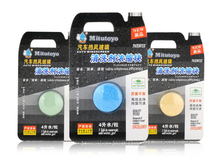Windshield Washer Tablet for Used Cars from Japan  for sale