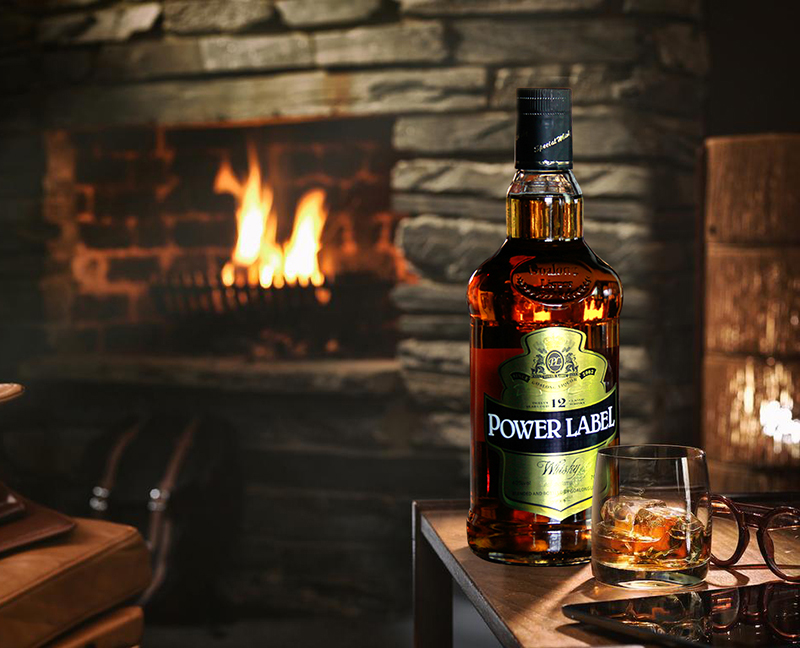 Whisky liquor factory Goalong New Power Label Whisky for sale