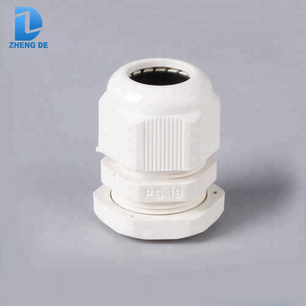 Standard size ROHS PG waterproof nylon cable gland for sell