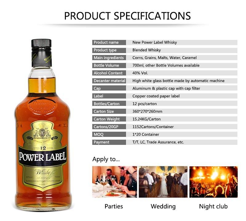 Goalong Blended Malt Whisky for sale