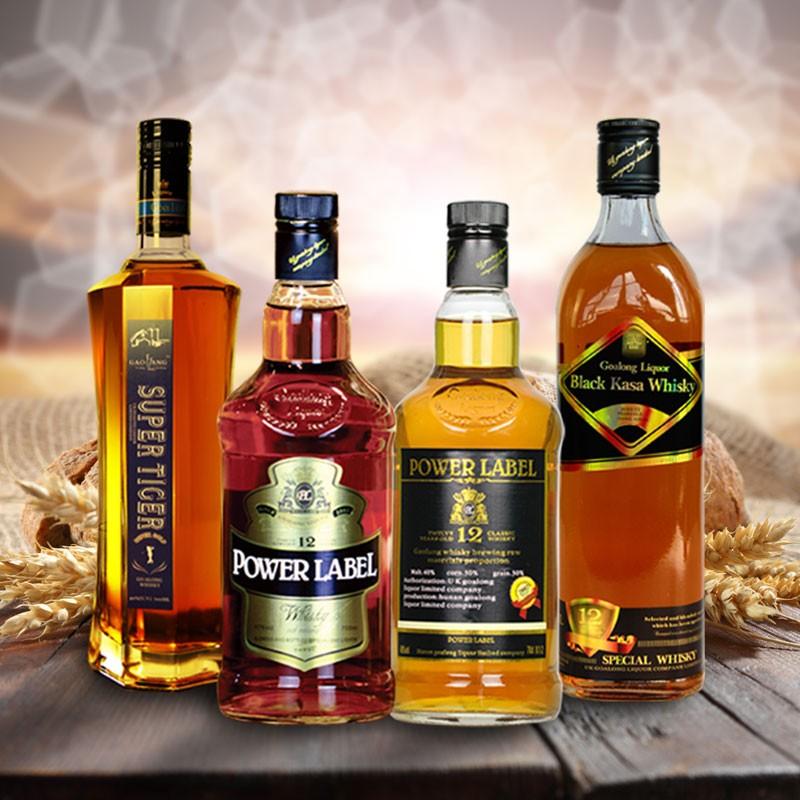 Professional Exporter Whiskey Liquor Goalong Brands 700ML 40%Vol for Sale