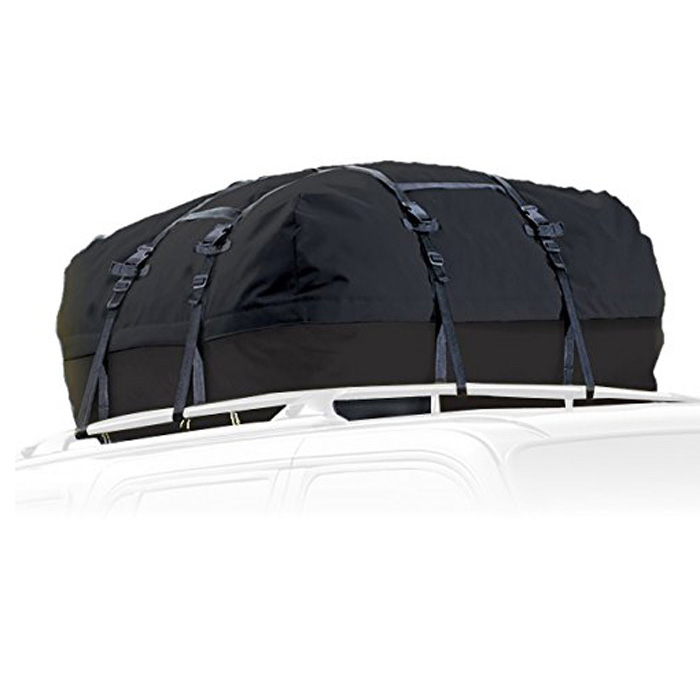 waterproof car roof top bag cargo carrier bag custom car roof bag for sale