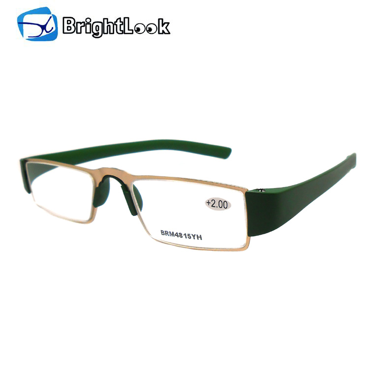 Metal frame unisex glasses Top Quality Metal Reading Glasses for sale