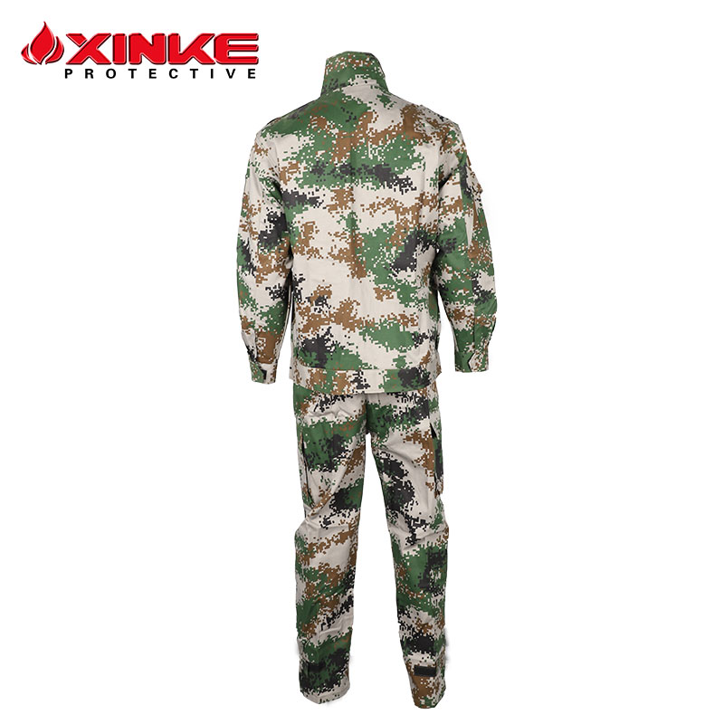 Xinke anti fire military uniform clothing