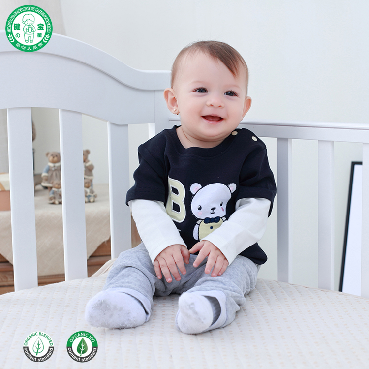 Wholesale kids autumn clothes sets boutique winter wear outfits fall baby clothes sets for sale