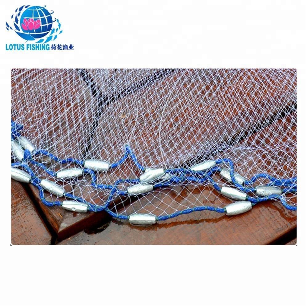 nylon pe american cast net fishing net for sale