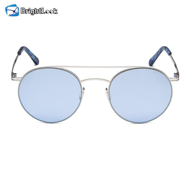 High standard temple color metal frame reading glasses for reader's glasses for sale