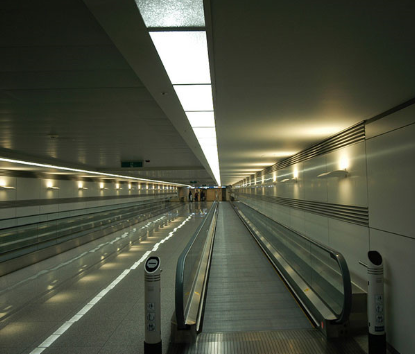 BG Environmental Protection And Energy Saving Moving Walkway For Sale