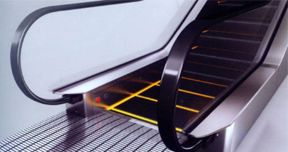 Aluminum Step Outdoor China Escalator/Moving Walk For Sale