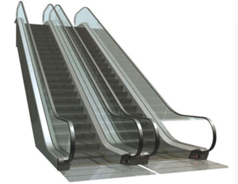 Indoor Type Residential Escalator Moving Walk For Sale