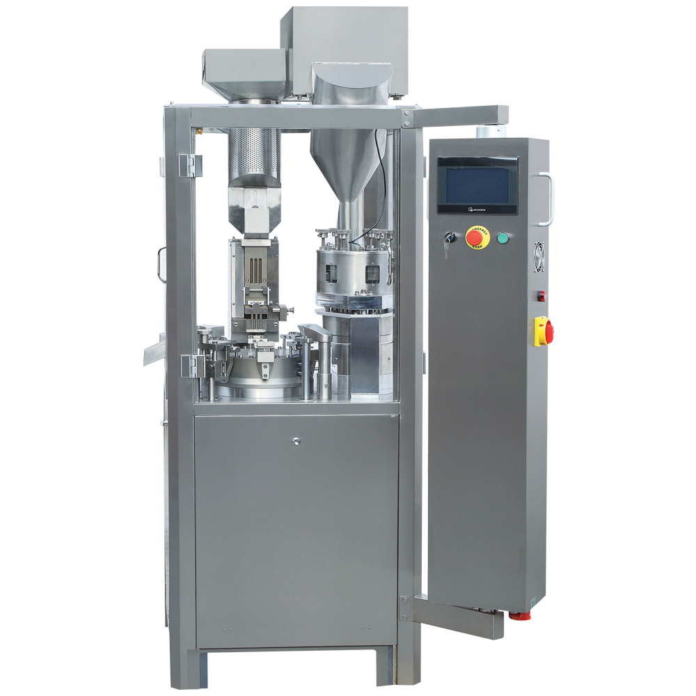 NJP-200 Small Automatic Hard Gelatin Powder Capsule Filling Machine Price for sale