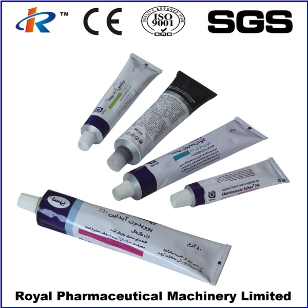 NF-60Z Automatic Pharmaceutical Aluminum Tube Filling and Sealing Machine for sale