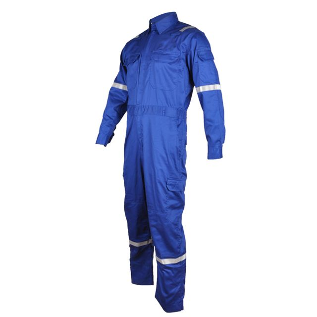 100% Cotton Fireman Uniforms With Flame Resistance for sale