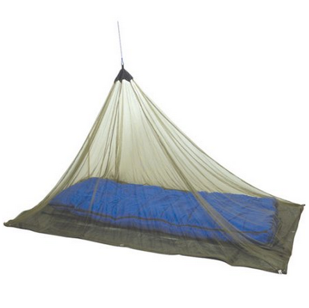 100% poly travelling mosquito net