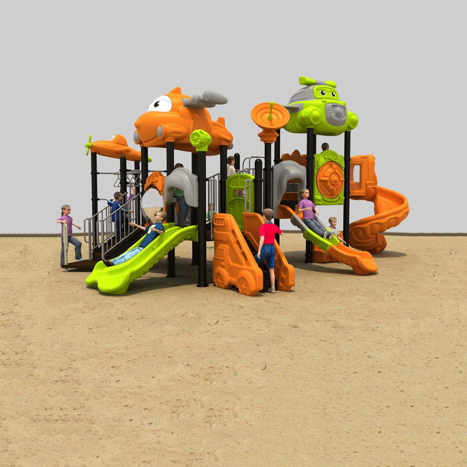 YG-03401 New products environment-friendly exquisite kids outdoor playground