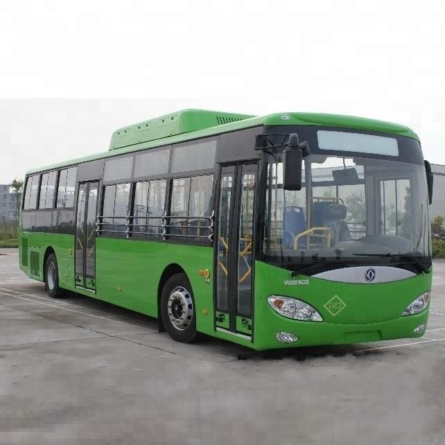 CNG Dongfeng Luxury City Bus EQ6120N(CNG) sale