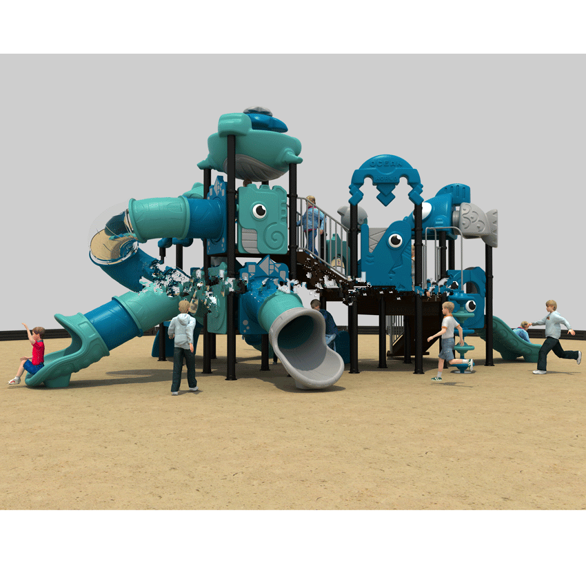 China Wholesale, Egoalplay Good Quality Children Outdoor Playground Equipment for sale